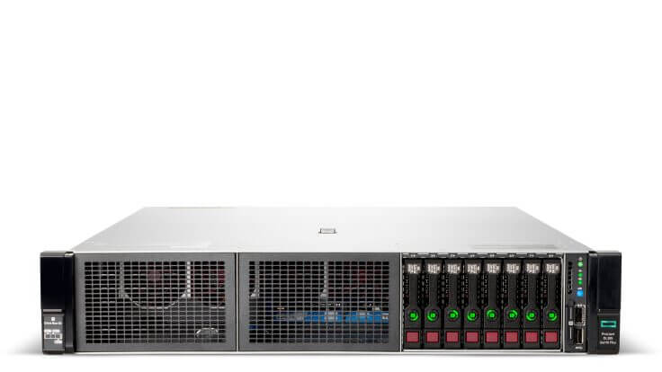HPE ProLiant DL385 Gen10 Plus